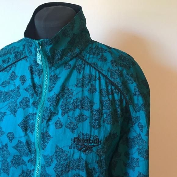 reebok jacket autumn noir