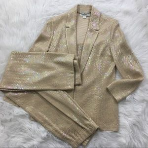 St. John Couture Suit