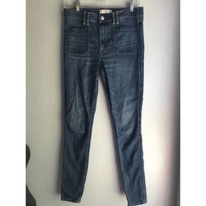 Abercrombie Fitch Womens Jeans 6R