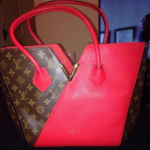 e1ac6586ffb8 Louis Vuitton Handbags - Authentic Louis Vuitton kimono tote LIKE NEW❣ 😍