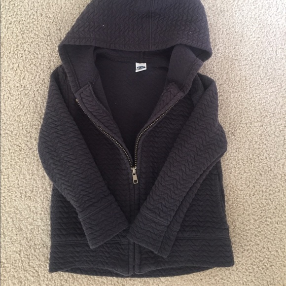 54% off Old Navy Other - Zip up sweater / jacket with hoodie from ...