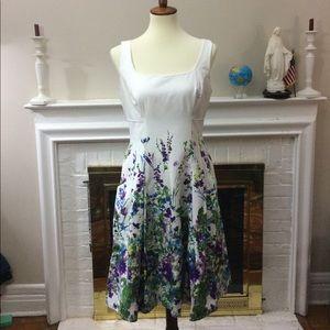 Lauren Ralph Lauren floral dress