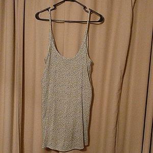 Tank top sun dress