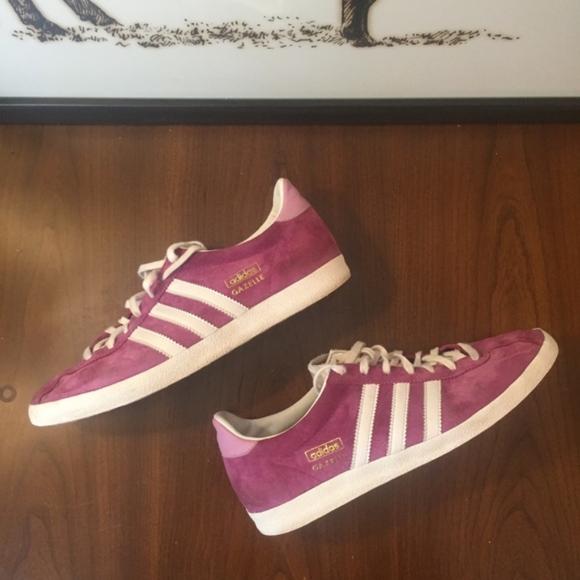 Le adidas donne originali gazzella scarpe 7 12 poshmark