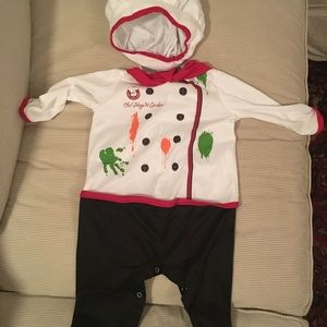 Other - Infant Chef Costume 6-12 months