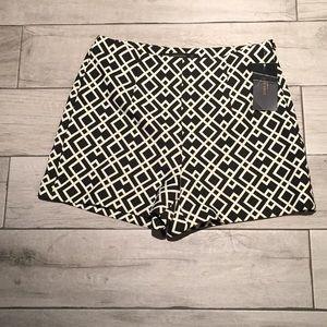 Zara dress shorts