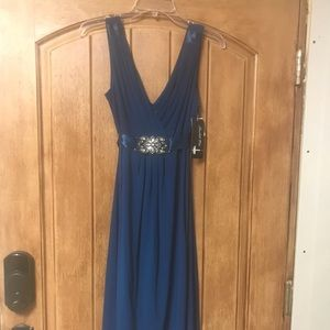 Dresses & Skirts - Teal Cocktail Dress