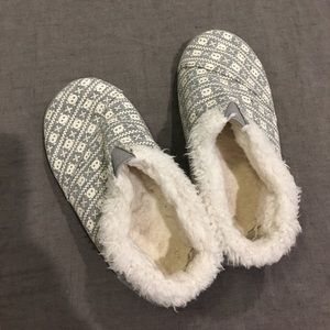 Boys Toms slippers
