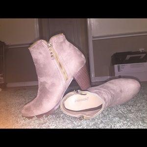 Shoedazzle Bobbie Bootie