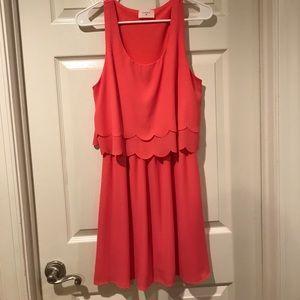 Pink Everly dress