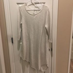 Worn once WHBM long sweater tunic