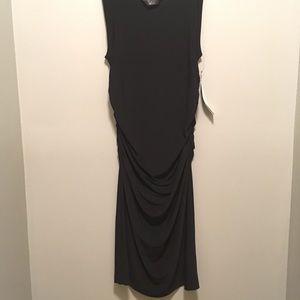 NWT Flattering knee length dress