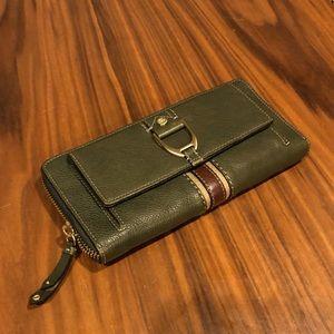 Cole Hagan Zip Around Wallet