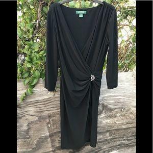 🎈Ralph Lauren Black Dress 🎈