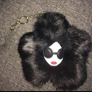 Alive and Olivia Key chain
