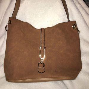 FFF. FabFitFun brown shoulder bag/cross bag.
