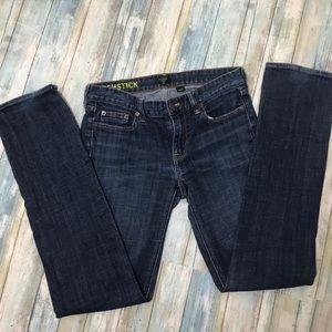 J Crew Matchstick Jeans (Straight)