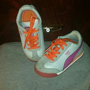 Puma Girls Toddler Sneakers