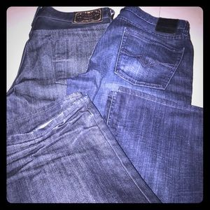 Bundle mens Guess jeans!