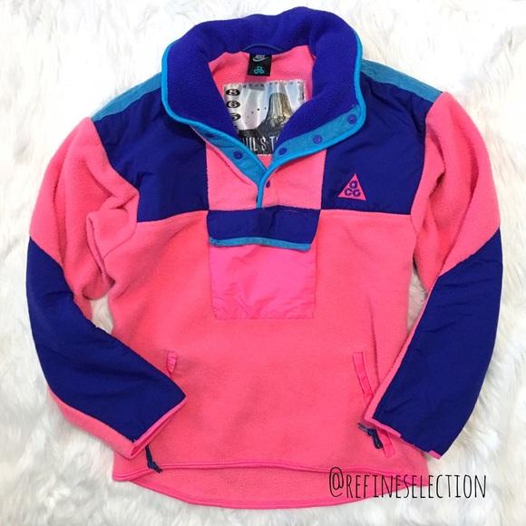 Fleece Pullover Devil's Acg Tower Jacket Nike wUSOqI