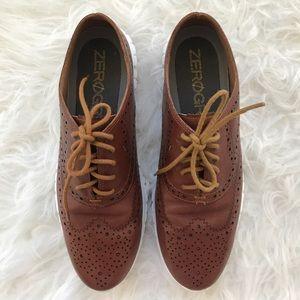 Cole Haan Zero Grand Leather Sneakers
