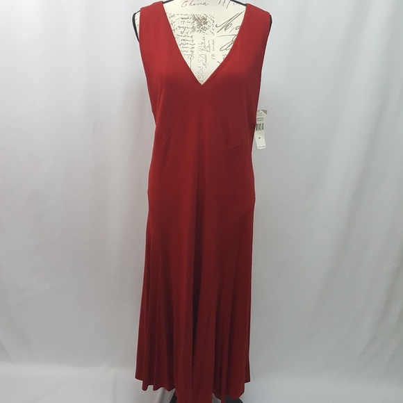 Vintage Lauren Ralph Lauren Plus Size Dress 3X NWT