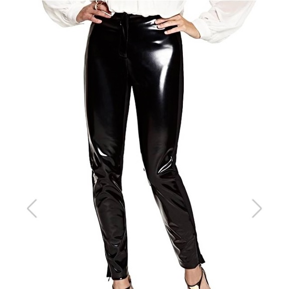 7b9c2d649c70 Guess by Marciano Pants - NEW! Marciano Vinyl Patent Pant
