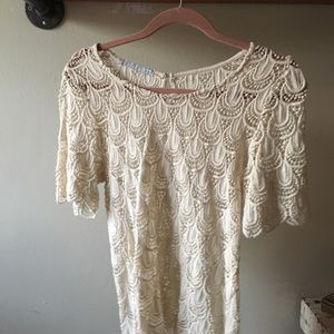 Lace Shirt ark & co