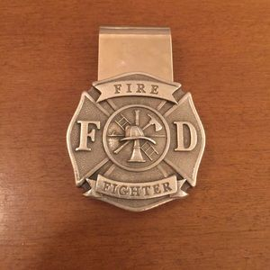 Other - Firefighter Money Clip
