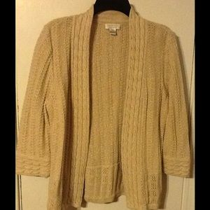 Cardigan by Christopher & Banks size L