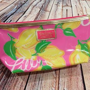 Lilly Pulitzer Estée Lauder Makeup Bag