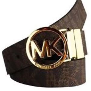 BRAND NEW MK Michael Kors Reversible belt