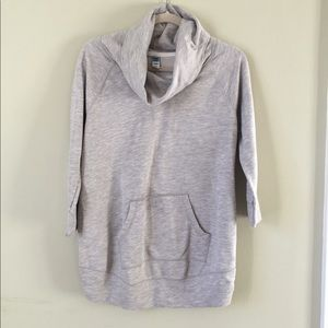 Old Navy Maternity Cowl Neck Sweatshirt, XS