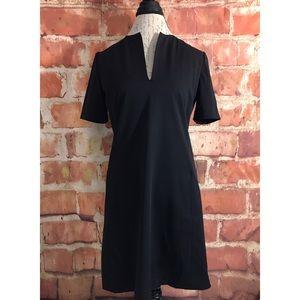 Elie Tahari Bergdorf Goodman Shift Dress Wool
