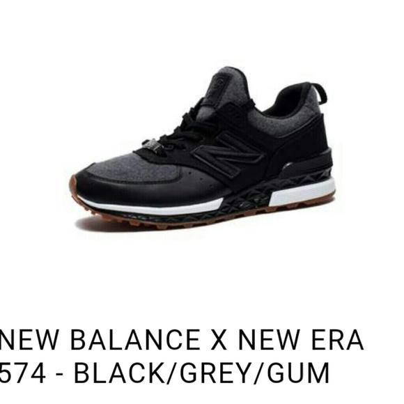 New Balance X New Era 574 with New Era Cap 77d90b1ebc4