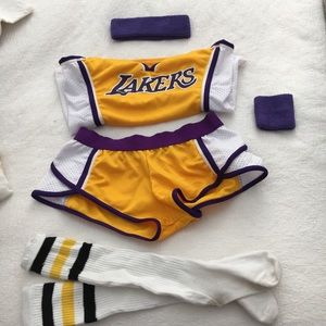 Other - Lakers costume