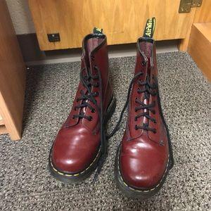 Doc Martens size 37 (7 US) VEGAN