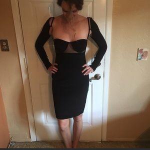 BNWOT Halloween sexy cat woman dress price firm