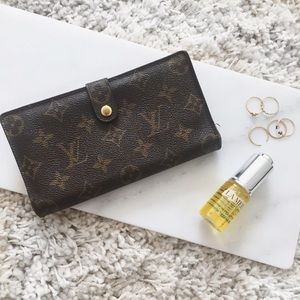 Louis Vuitton long French wallet