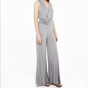 Raven+Lily Chanda Soft Jersey Sleeveless Jumpsuit