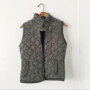 Abercrombie & Fitch Grey Vest