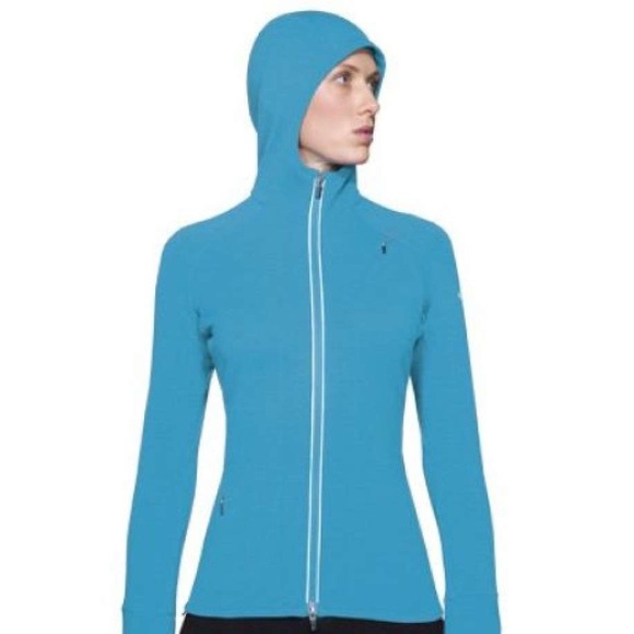 2fe5e38c90 Icebreaker Jackets & Blazers - Icebreaker Women's Quantum Hood