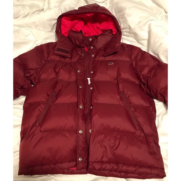 c91e1b3e88 Lacoste LIVE Puffer Jacket XL Two-Toned