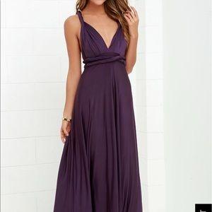 Lulus Convertible Maxi Dress