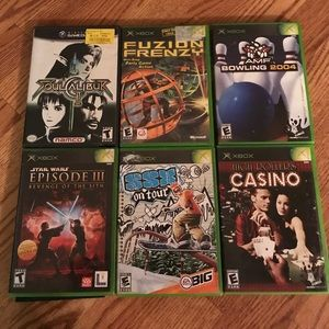 Other - Xbox games