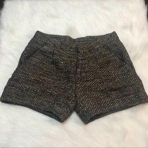 Zara kid brown shorts