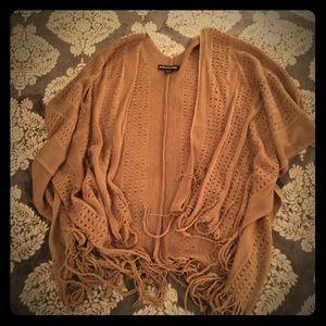 Jackets & Blazers - Charlotte Daniel shawl