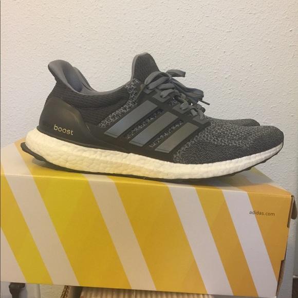 2d2fa002662 Adidas ultra-boost 1.0 mystery grey. M 59e3cf309c6fcf9dca084959