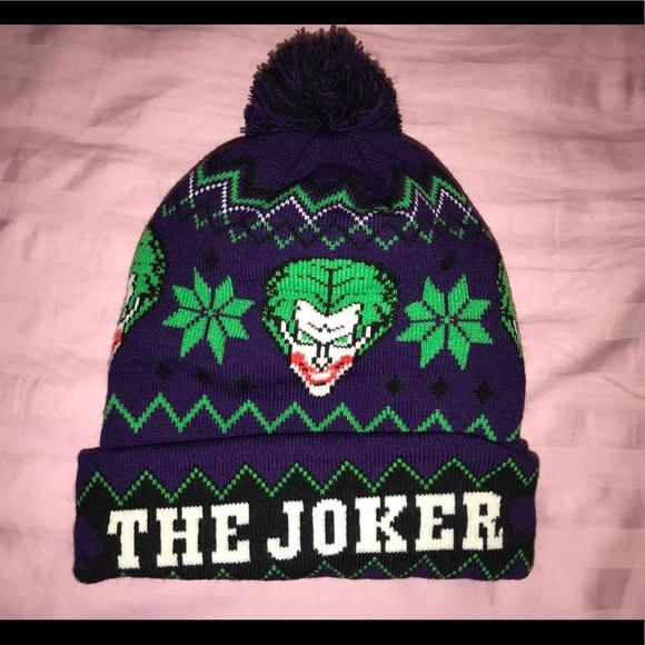 484e14eb6d3 Accessories - ☑ The Joker Beanie