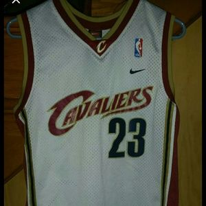 OFFICIAL NBA JERSEY
